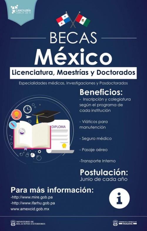 Upinforma Becas Para Estudiar En M Xico